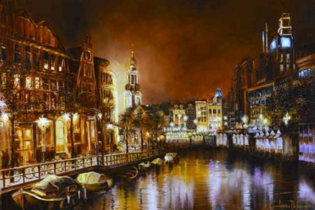 Noches de Amsterdam