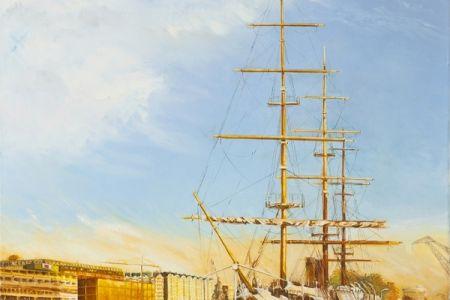 Fragata de Madero